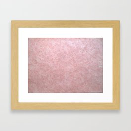 First Wave Framed Art Print
