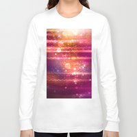 halo Long Sleeve T-shirts featuring Sun Halo by Tom Lee