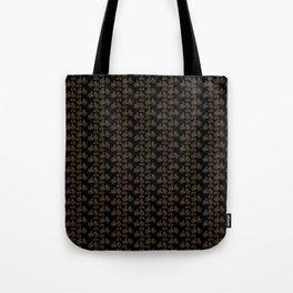 Racing Bicycle Pattern Tote Bag