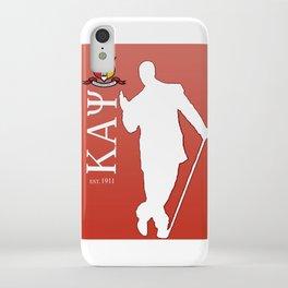 Kappa Alpha Psi (Divine 9) iPhone Case