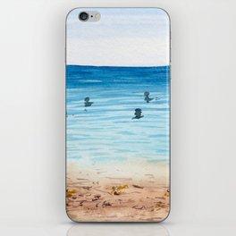 County Line, California - No Swell iPhone Skin