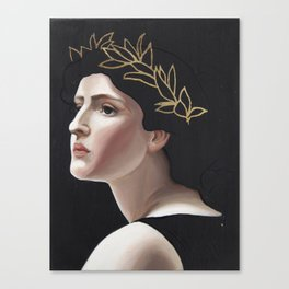 Laurel Canvas Print