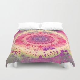 Anenome Mandala Duvet Cover