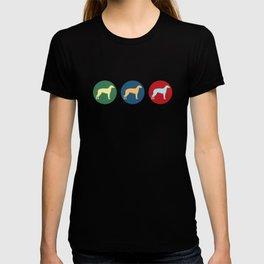 Deerhound / Dog T-shirt