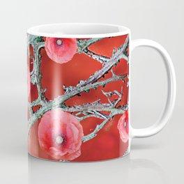 Floral Abstract 78 Coffee Mug