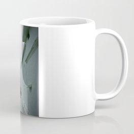 Sadhus on a hill Coffee Mug