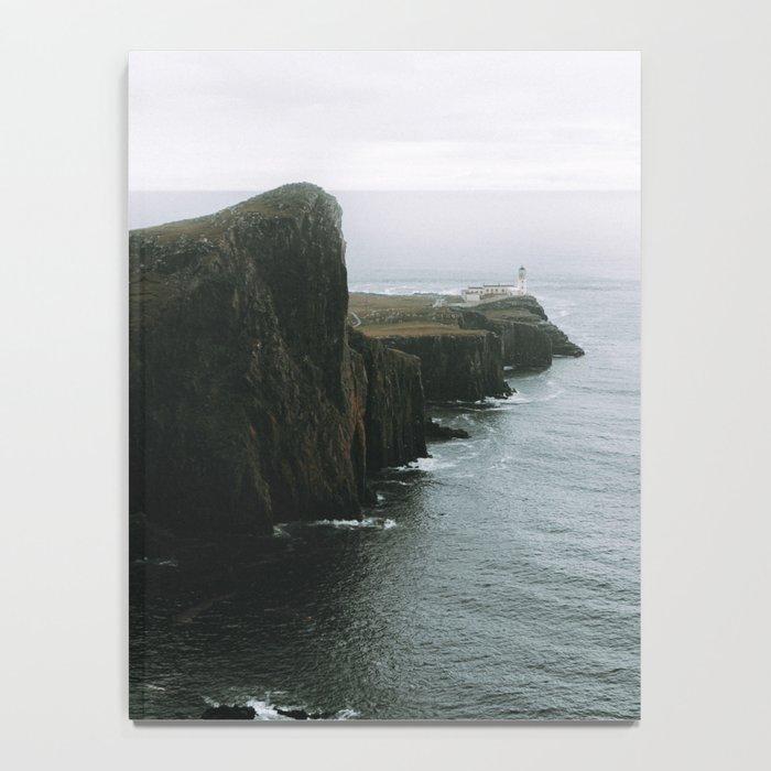 Neist Point Lighthouse II - Landscape Photography Notebook