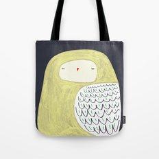 Fat Owl Tote Bag