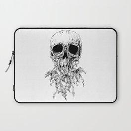 Vinyard Skull Laptop Sleeve