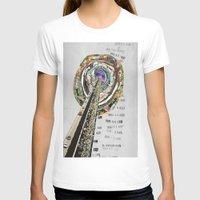 bridge T-shirts featuring bridge by Ashley Moye