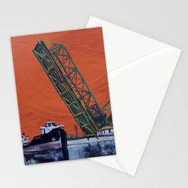 Gauron Jackknife Bridge Stationery Cards