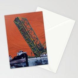 Gauron Jackknife Bridge Stationery Cards