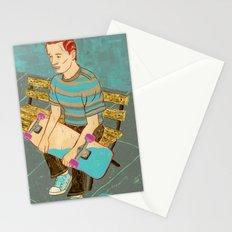 Sk8 or Die Stationery Cards