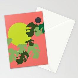 Retro jungle Stationery Cards