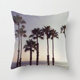 San Clemente Sunset 2 Throw Pillow
