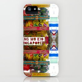 CHIPS iPhone Case