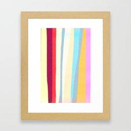 Cooling Framed Art Print