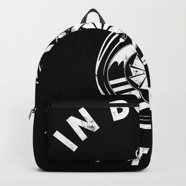 In Boost we Trust | Turbo JDM Tuner Gift Backpack