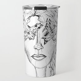 They Say Eyes Are Windows To Our Soul Travel Mug