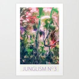 Jungle no. 3 Art Print