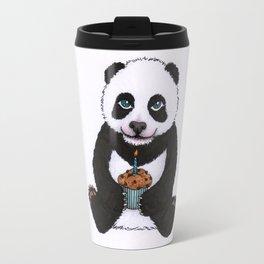 Panda's Birthday Travel Mug