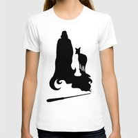snape T-shirts featuring Always by Mari Anrua
