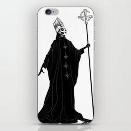 Papa Emeritus II iPhone Skin