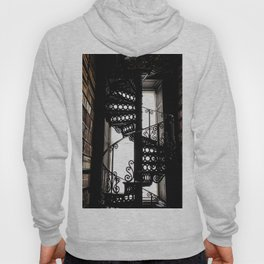 Trinity College Library Spiral Staircase Hoody