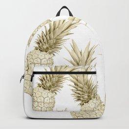 Pineapple Bling Backpack