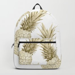 Pineapple Bling Backpack