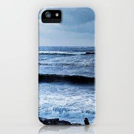 Storm over the Ocean iPhone Case