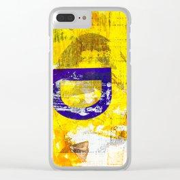 Zokuk Clear iPhone Case