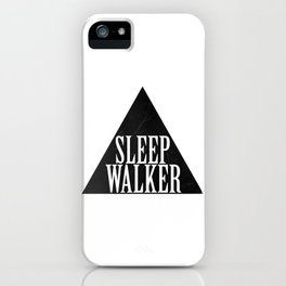 Sleepwalker iPhone Case