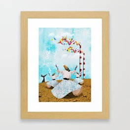 Rituals of Ecstasy Framed Art Print
