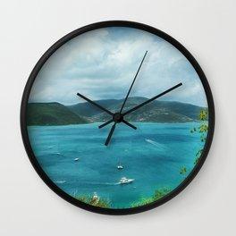 Sound Side Wall Clock