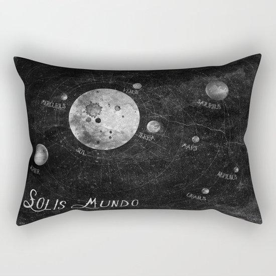 Solis Mundo I Rectangular Pillow
