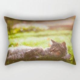 Love in the Sunshine Rectangular Pillow