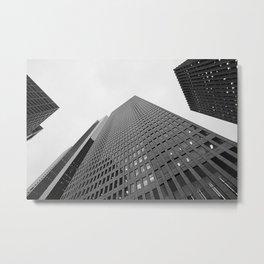 Room 212 Metal Print