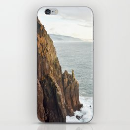 Lower Neahkahnie Mountain Ocean Spires, Oregon Coast Landscape iPhone Skin