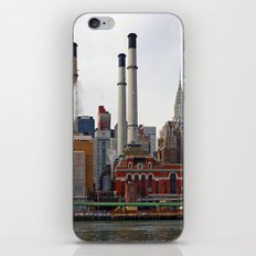 NYC - Manhattan from East River iPhone & iPod Skin