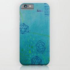 Icosahedron (Water) iPhone 6s Slim Case