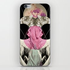 La tigre iPhone & iPod Skin