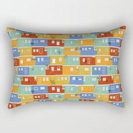Bo-Kaap Rectangular Pillow