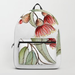 Flowering Australian Gum Backpack