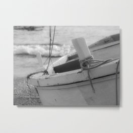 Boat #2 Metal Print