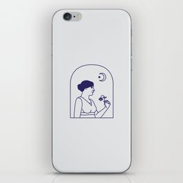 Ode to the Moon iPhone Skin