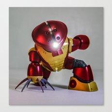 iron guy Canvas Print