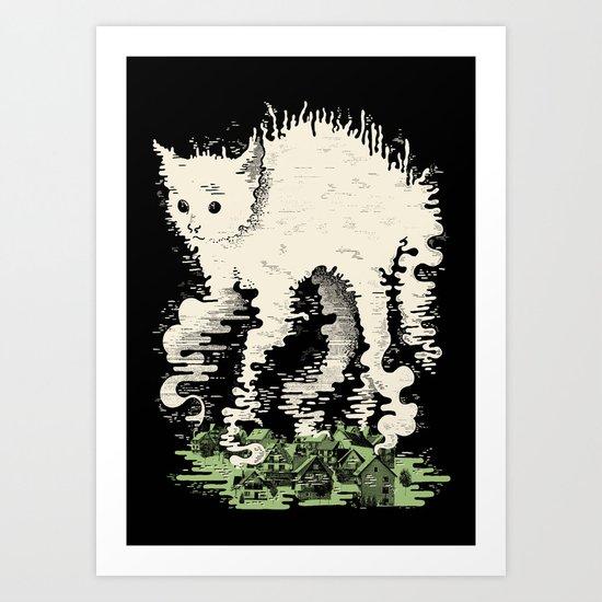 Domesticated Art Print