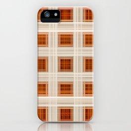 Ambient 11 Squares iPhone Case