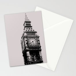 Big Ben, Palace of Westminster, Parliament - London Series  Stationery Cards
